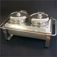 Suppenstation Chafing Dish